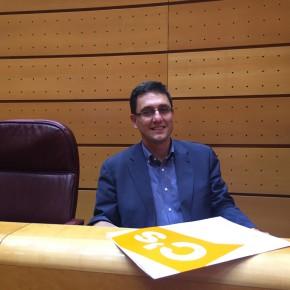 Ciudadanos (C's) entra en el Senado con el objetivo de reformar la cámara y convertirla en un órgano útil para los españoles