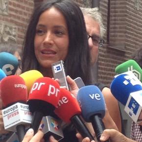 """Begoña Villacís: """"Si Ahora Madrid quiere mantener su 'página de últimas versiones' tendrán que financiarla ellos y no los madrileños"""""""