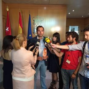 Ciudadanos (C's) impulsa la derogación de la Ley Virus y apuesta por la defensa de los espacios protegidos
