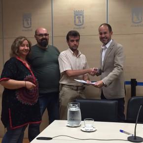 Ciudadanos (C's) Madrid insta al gobierno de Carmena a que se ponga a trabajar en la urbanización de la Colonia Experimental Villaverde Alto
