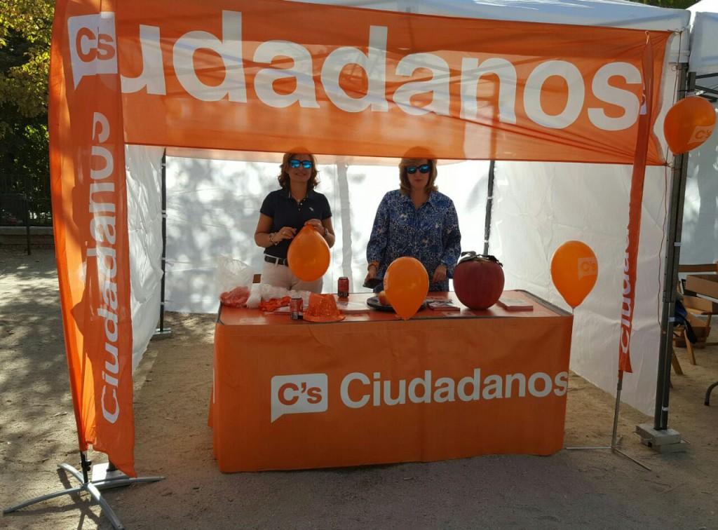 Fiestas distrito Salamanca