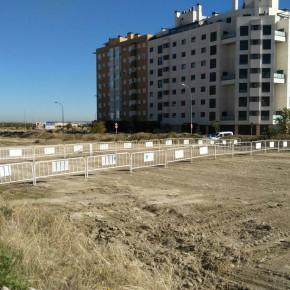 Se comienzan las obras en la Gran Vía del Sureste, que se aprobaron, gracias a la iniciativa presentada en el pleno, por Ciudadanos (C´s) Villa de Vallecas