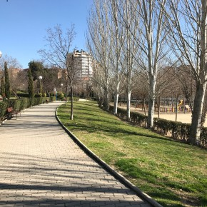 Ciudadanos (Cs) Fuencarral El Pardo consigue la rehabilitación y acondicionamiento del parque de la calle Joaquín Lorenzo