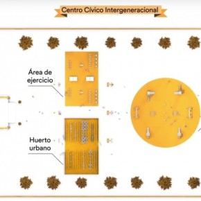 Ciudadanos (Cs) Centro logra la inclusión de un espacio intergeneracional en el nuevo Centro Dotacional de la Calle Fúcar