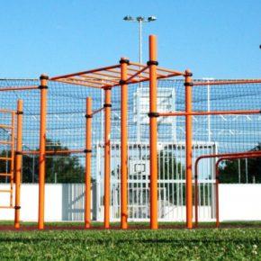 """Montecarmelo dispondrá de un gimnasio al aire libre para la práctica del método """"calistenia"""" gracias a Cs Fuencarral El Pardo"""