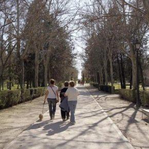 Se acondicionará el área canina del Parque Emperatriz María de Austria gracias a Ciudadanos Carabanchel