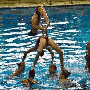 Ciudadanos Retiro consigue más facilidades para el club de natación sincronizada AD Sincro Retiro