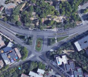 Ciudadanos Moratalaz pide revisar todos los pasos de peatones del distrito para que cumplan con el Euro Test