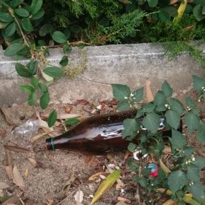 Ciudadanos Tetuán le recuerda al gobierno de Galcerán que el Parque San Germán sigue deteriorándose