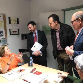 Cs Carabanchel pide un programa específico para la detección e intervención de la violencia de género en los centros de mayores