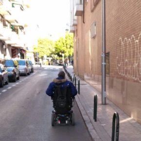 Ciudadanos Carabanchel denuncia 70 puntos negros en el distrito en materia de accesibilidad