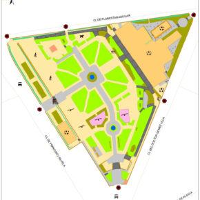 Ciudadanos (Cs) Salamanca logra que se remodele el Parque Eva Perón