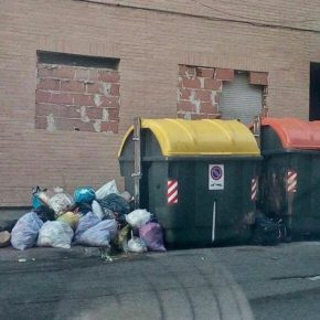 Ciudadanos Carabanchel exige al gobierno de Ahora Madrid más limpieza en el Distrito por la alarmante situación