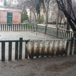 Cs Madrid Salamanca logra que se apruebe la ampliación de la zona acotada para perros en el Parque Eva Perón