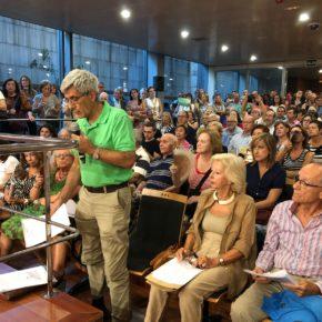 Ciudadanos Retiro se une a las reivindicaciones de los vecinos de la calle Téllez