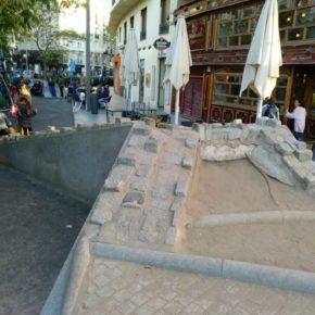 Ciudadanos Madrid Salamanca logra garantizar la seguridad de los menores en la zona infantil de la Plaza Salvador Dalí