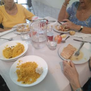 """Ciudadanos (Cs) Villaverde denuncia la """"mala calidad"""" de los menús diarios que se ofrecen en los centros de mayores"""
