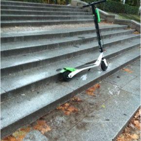 Ciudadanos Retiro exige medidas para garantizar la seguridad de los peatones en el parque del Retiro, ante los patinetes eléctricos