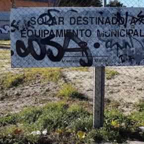 Ciudadanos San Blas-Canillejas solicita que se construya una escuela infantil en una parcela junto al intercambiador de Canillejas.