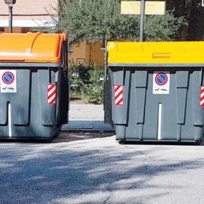 Cs Villa de Vallecas pide explicaciones al gobierno del distrito sobre la accesibilidad de los nuevos contenedores de basura en Santa Eugenia