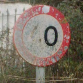 Cs Villa de Vallecas vuelve a denunciar el mal estado de las señalizaciones en el distrito