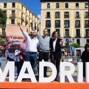 """Aguado: """"Cuando sea presidente de la Comunidad de Madrid, eliminaré las subvenciones a aquellas asociaciones que hagan escraches contra políticos, funcionarios y servidores públicos"""""""