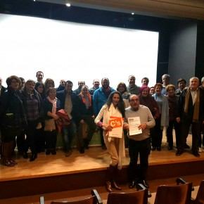 """Ciudadanos San Blas–Canillejas acude al visionado de """"Las constituyentes"""" a pesar de que Ahora Madrid no los convocó al acto"""