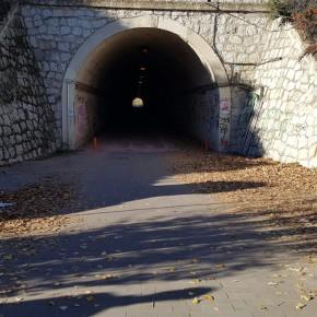 Ciudadanos Fuencarral El Pardo pide con urgencia al Ayuntamiento que garantice el uso exclusivo del Túnel Norte por ciclistas y peatones
