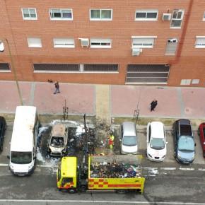 Ciudadanos Vicálvaro solicita que los nuevos contenedores sean de un material que evite su destrucción