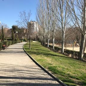 Ciudadanos Fuencarral El Pardo consigue la rehabilitación y acondicionamiento del parque de la calle Joaquín Lorenzo