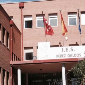 Ciudadanos Fuencarral El Pardo defiende la continuidad del I.E.S. Pérez Galdós y luchará contra su cierre
