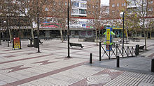 Ciudadanos Ciudad Lineal insta a estudiar la instalación de aseos públicos en la plaza de Quintana