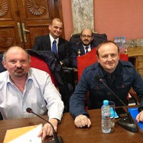 Ciudadanos exige a Francisco Pérez que repare urgentemente las goteras del Polideportivo de Entrevías