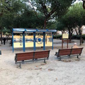 Ciudadanos Carabanchel apuesta por el deporte y arranca el compromiso de crear de un espacio de calestenia en el distrito