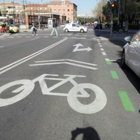Ciudadanos Madrid Salamanca logra más ciclocarriles para el barrio
