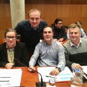 Ciudadanos Villaverde reprocha a Ahora Madrid que en 2017 sólo haya ejecutado el 17% de las inversiones previstas en el distrito