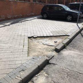 Ciudadanos Carabanchel consigue la reparación de calzadas y pasos de cebra y la mejora acústica de semáforos