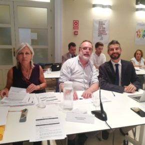Ciudadanos Hortaleza critica los retrasos en la ejecución de obras en colegios del distrito