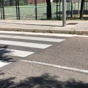 Ciudadanos San Blas-Canillejas consigue que se adecuen los pasos de peatones del barrio de Rejas para el uso de sillas de ruedas