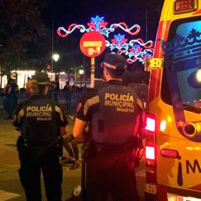 Ciudadanos Ciudad Lineal critica la gestión de Ahora Madrid durante las fiestas de La Elipa 2018 en materia de seguridad
