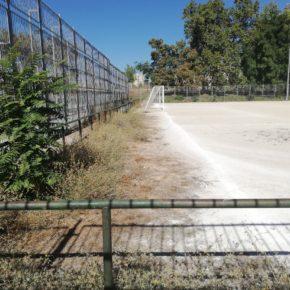 Ciudadanos Carabanchel consigue que se acondicione la Instalación Deportiva Básica Parque Eugenia de Montijo