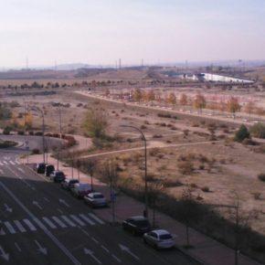 Ciudadanos Villa de Vallecas denuncia que tres años de gobierno de AM el polideportivo prometido en el Ensanche sigue sin estar construido