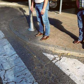 Ciudadanos Villa de Vallecas exige al Ayuntamiento que ponga en marcha la propuesta que presentaron para mejorar la accesibilidad