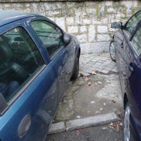 Ciudadanos (Cs) Carabanchel propone soluciones al problema de aparcamiento en el paseo de San Illán