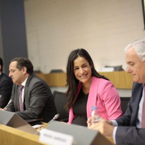 """Begoña Villacís: """"Crearemos una Línea Comercio con un interlocutor único que gestione los trámites de empresarios y emprendedores"""""""