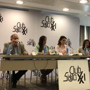"""Begoña Villacís: """"Trabajaremos para que Madrid sea una referencia a nivel mundial y sea la mejor ciudad para crear una familia"""""""