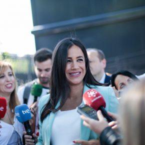 """Begoña Villacís: """"Crearemos una unidad especial de lucha contra la okupación y derogaremos el Comité Ético de Carmena"""""""