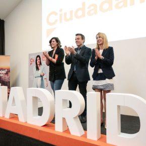 Ciudadanos anuncia un Plan de más de 650 millones en infraestructuras para los nuevos barrios de Madrid