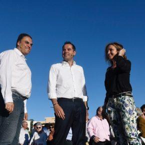 """Aguado: """"Quiero que Collado Villalba se convierta en la capital de la Sierra de Madrid"""""""