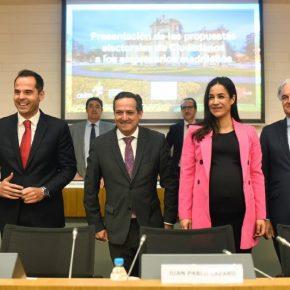 """Aguado: """"Cuando sea presidente de la Comunidad de Madrid, crearé Madrid Emplea para orientar políticas públicas a la generación de empleo"""""""